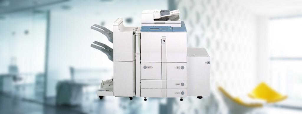 Canon IR 5000 -Slide